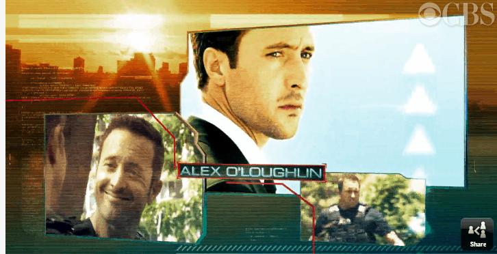 Alex O'Loughlin Wrap Up- Week Of September 12