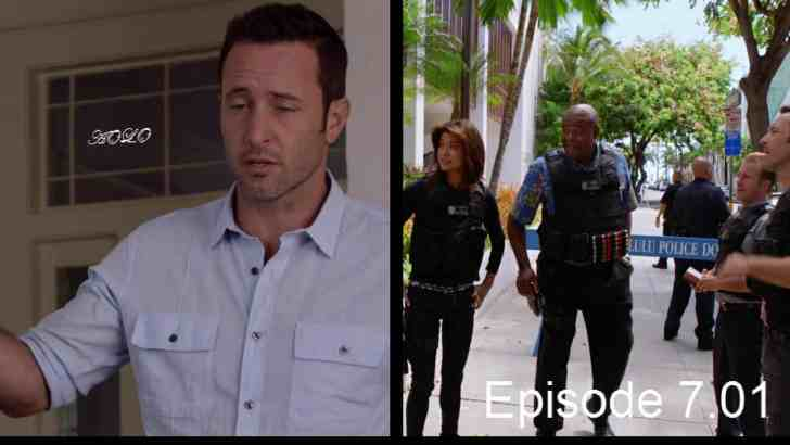 Hawaii Five O Ep 7.01 Reviews- Different Points Of View
