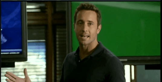 Hawaii Five 0 Blooper and Gag Reels