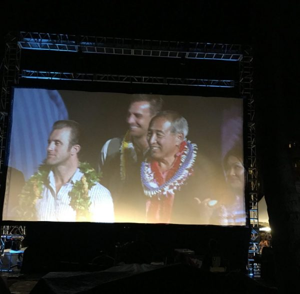 scott caan on stage at sotb
