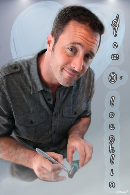 alex o'loughlin fan art