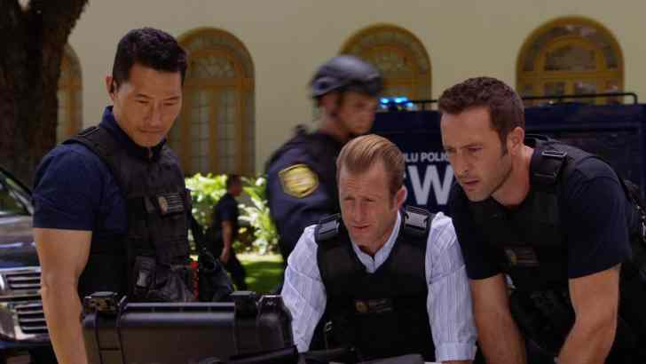 Hawaii Five O Episode 7.05- Different Points of View