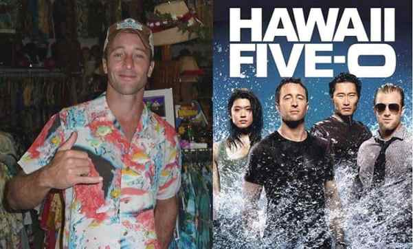 alex o'loughlin in hawaiian shirt