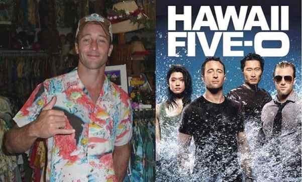 alex o'loughlin in hawaiian shirt