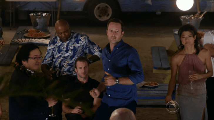 Hawaii Five 0 Episode 7.13 Different Points Of View – Farewell Max