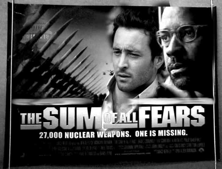 Sum of all fear alex o'loughlin