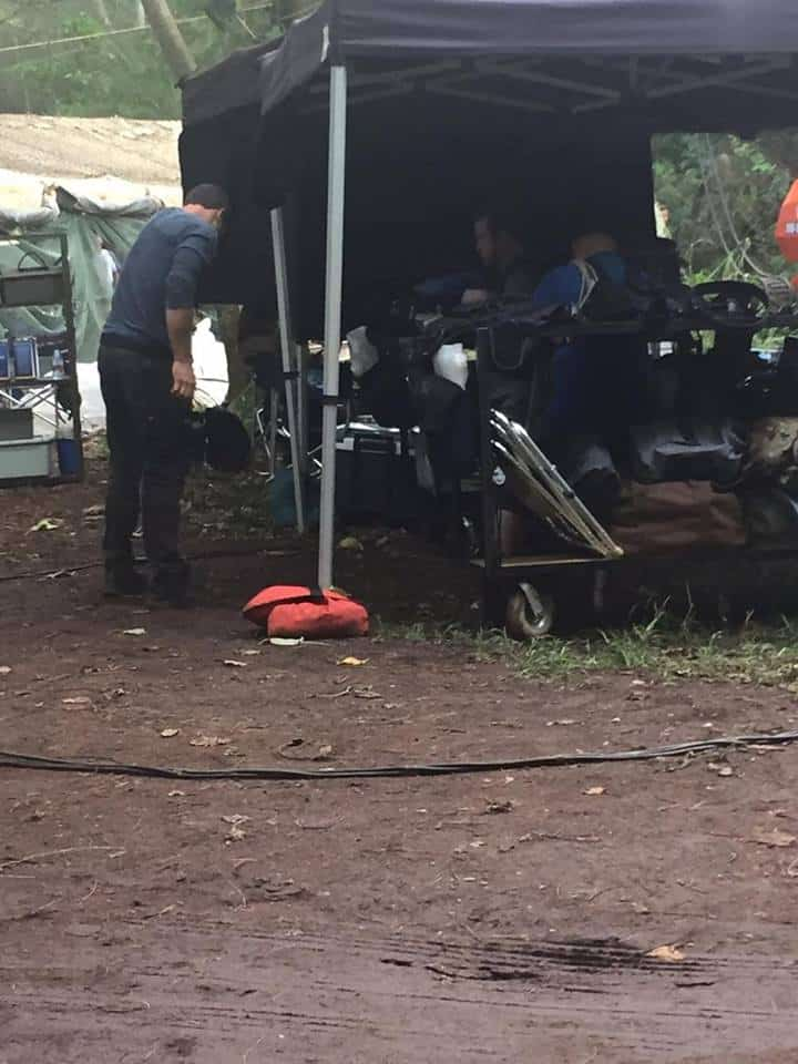 hawaii five 0 set area