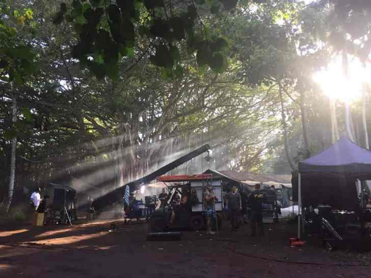 hawaii five 0 set area on location