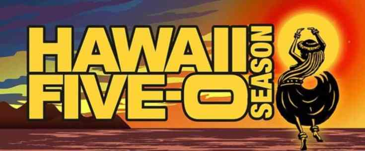 Hawaii Five 0 season 8 logo