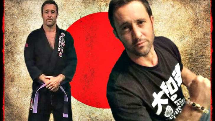Alex O'Loughlin FanArt Weekly Wednesday