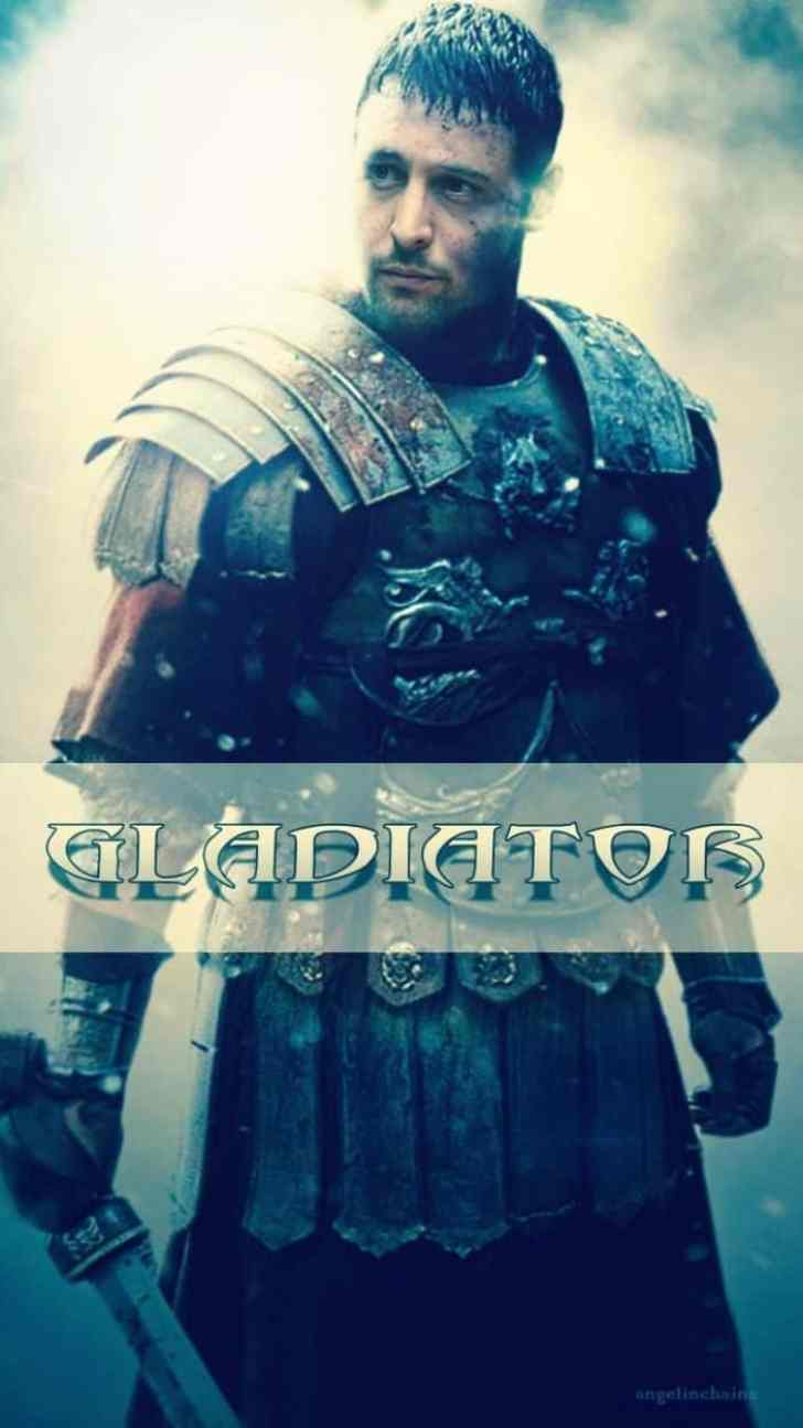 alex o'loughlin gladiator fanart