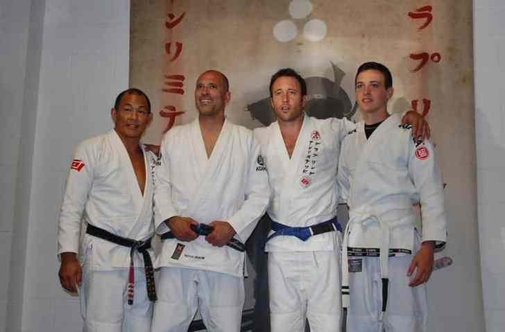 alex o'loughlin with Saxon and Egan