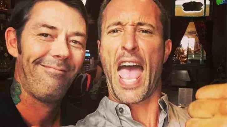 Alex O'Loughlin Wrap Up- Weeks of July 1-July 15