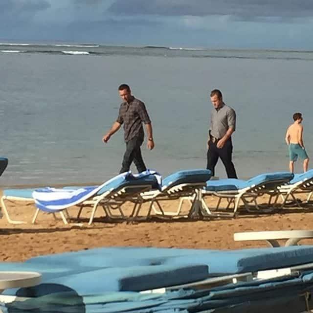 Hawaii five 0 behind the scenes