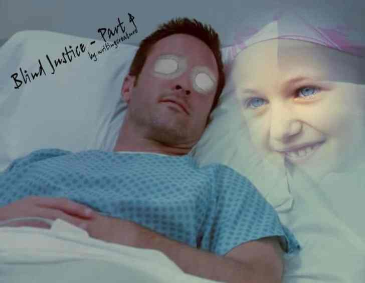 Blind Justice fanfic fanart - alex o'loughlin