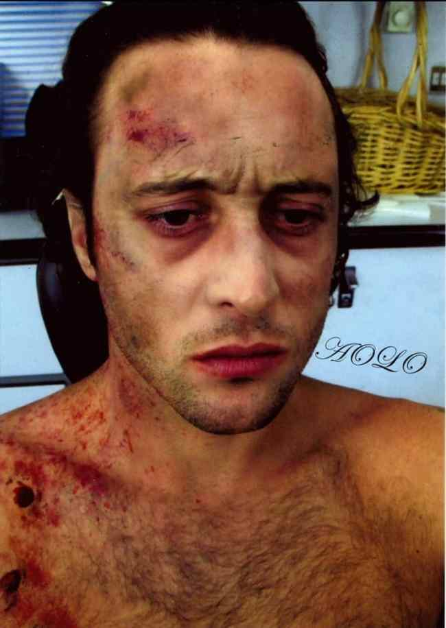 Alex O'Loughlin Moonlight behind the Scenes