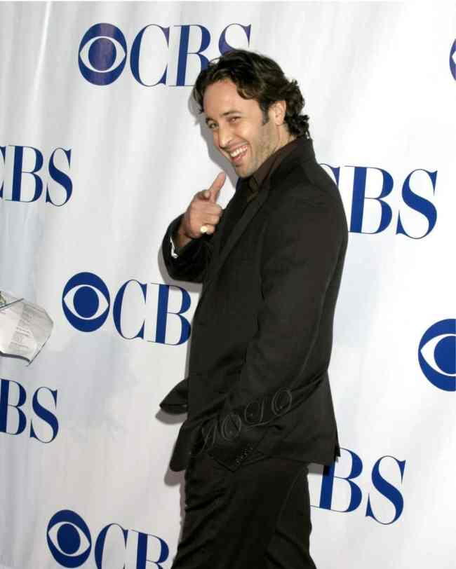 Alex O'Loughlin CBS TCA Summer Press Tour Party 1