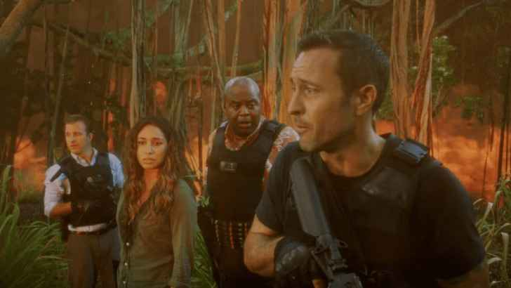 Hawaii Five 0 Episode 8.01'A'ole e 'olelo mai ana ke ahi ua ana ia Recap