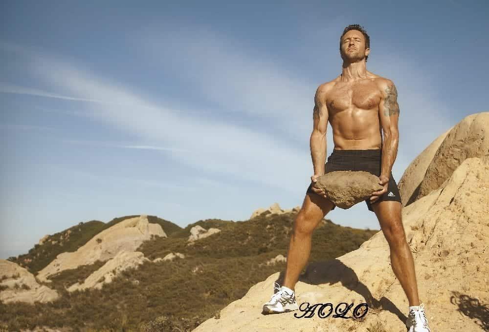 Alex O'Loughlin Mens Fitness Photoshoot