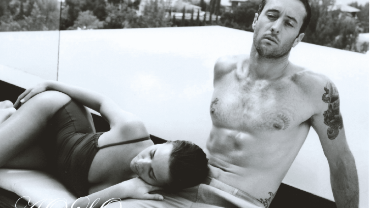 Alex O'Loughlin-More Rare GQ Photoshoot Photos