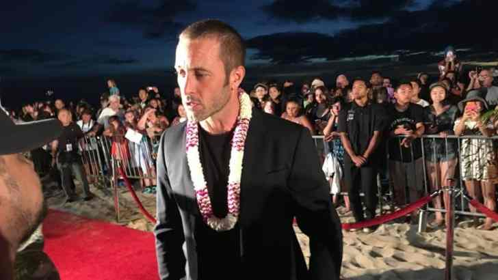 Alex O'Loughlin At SOTB 2017 – A Collection of Videos