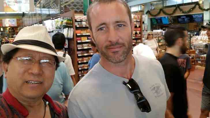 Alex O'Loughlin Weekly Wrap-Up- Weeks of November 6 and 13, 2017