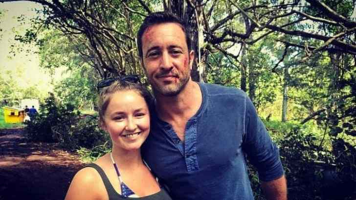 Favorite Alex O'Loughlin Fan Photos 2017