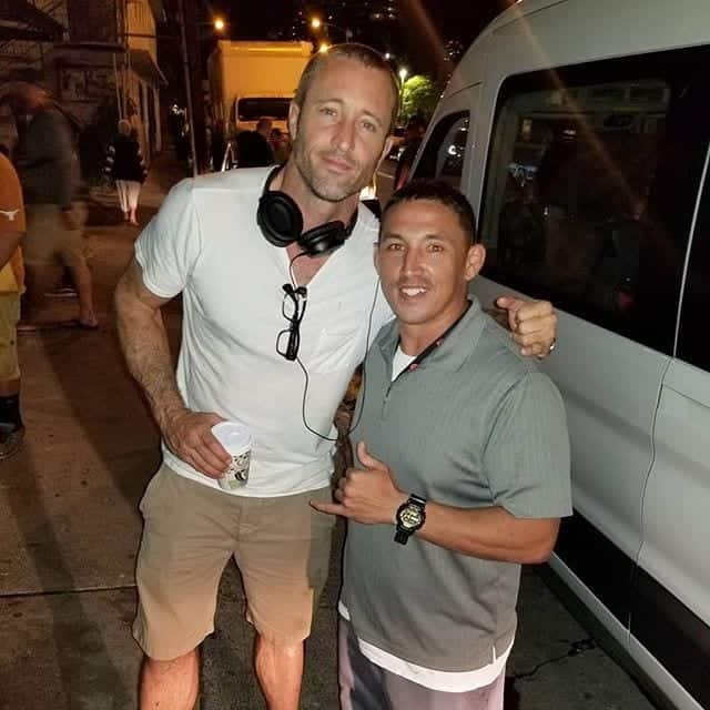 alex o'loughlin behind the scenes director