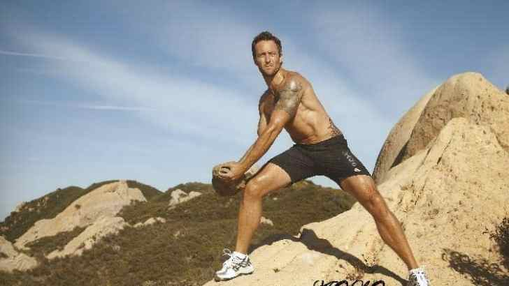 Alex O'Loughlin- Looking Good In Some More Men's Fitness Outtakes