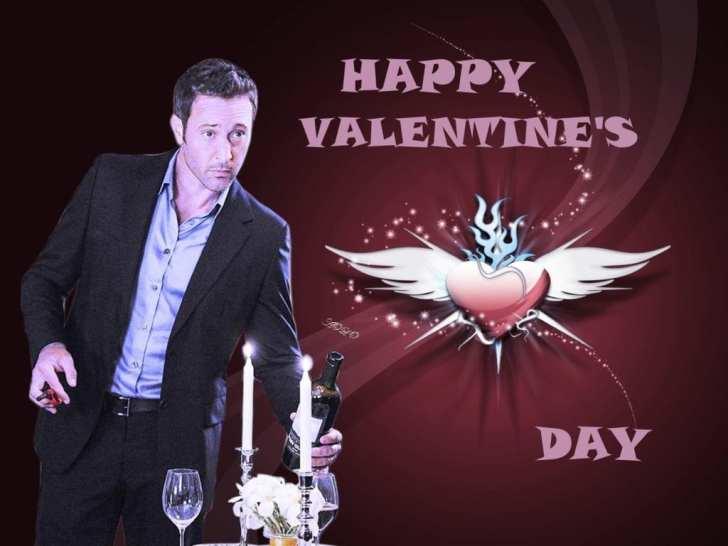 alex o'loughlin valentines day fanart