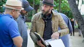Alex O'Loughlin Directorial Debut Interviews