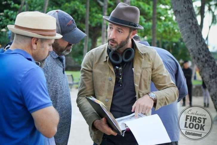 alex oloughlin directing