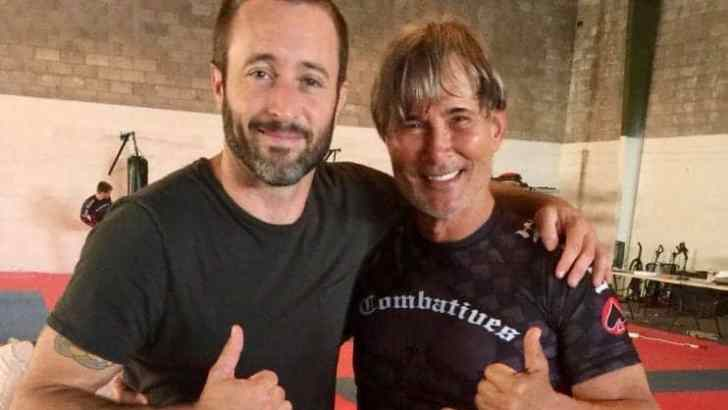 Alex O'Loughlin Wrap-Up- Month of April