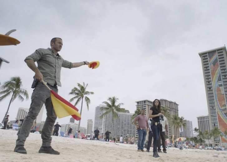 Hawaii Five 0 episode 8.25