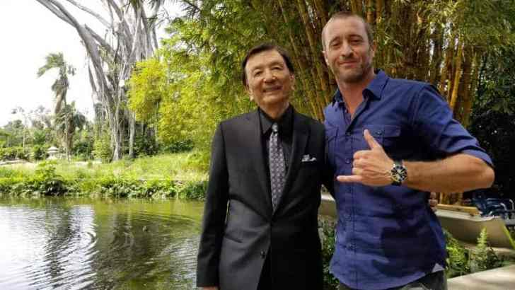 Alex O'Loughlin Wrap-Up-Month of May 2018