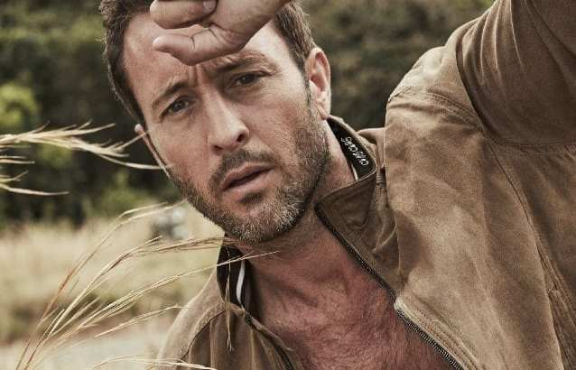 Alex O'Loughlin Whimsical Wednesday Photo