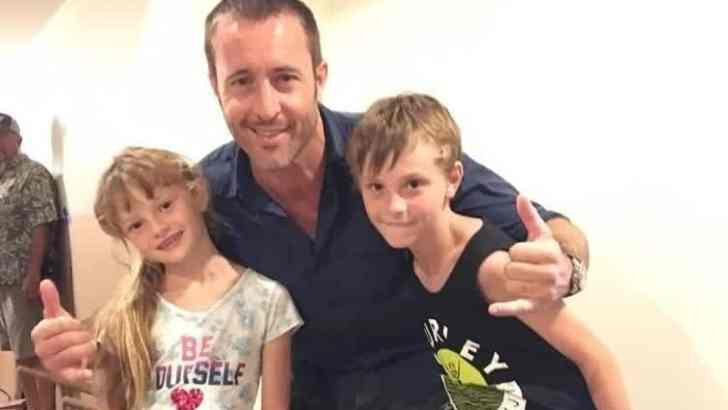 Alex O'Loughlin Weekly Wrap-up -August 27-September 13 2018