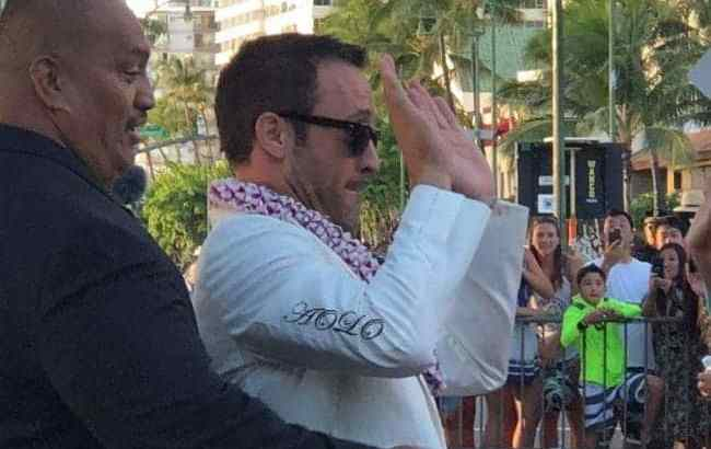 Alex O'Loughlin Sunset on the Beach Season 9-Part 2