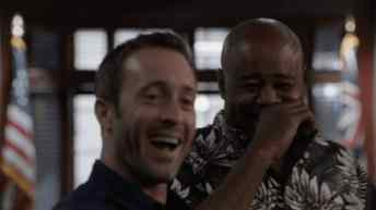 Hawaii Five 0 Season 8 Gag Reel