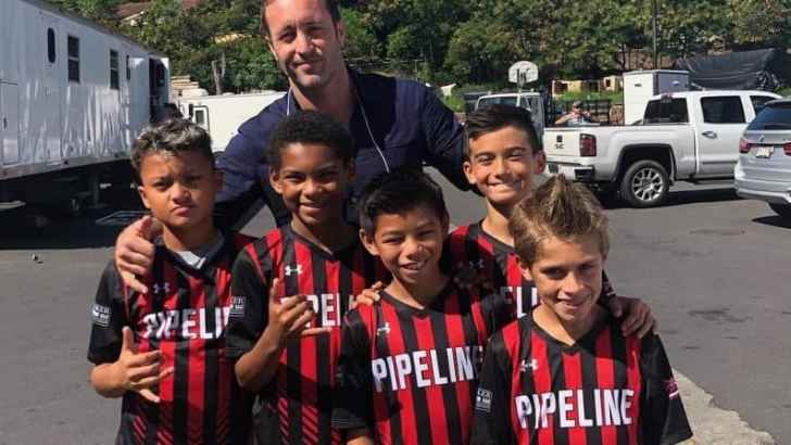 Alex O'Loughlin Wrap-up  February 2019