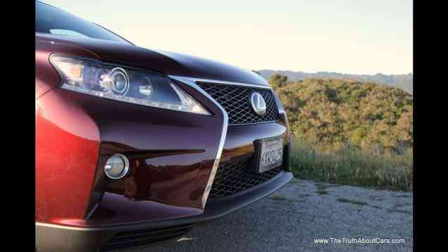 2013 Lexus RX 350 F-Sport Review with Infotainment and Road Test