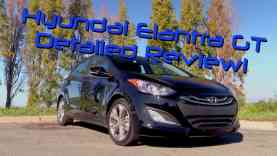 2014 / 2015 Hyundai Elantra GT Detailed Review and Road Test