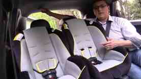 2014/2015 Kia Soul Child Seat Review