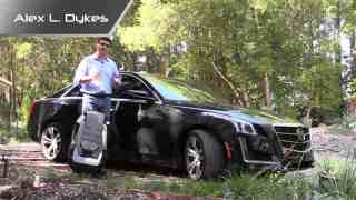 2014 Cadillac CTS Child Seat Review