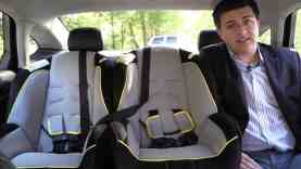 2014 Ford Fusion Child Seat Review