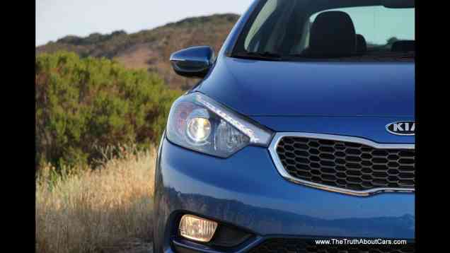 2014 Kia Forte EX Review and Road Test
