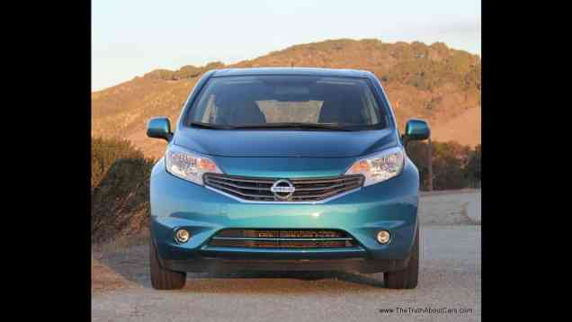 2014 Nissan Versa Note Review and Road Test