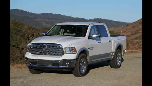 2014 RAM 1500 Eco Diesel Review and Road Test