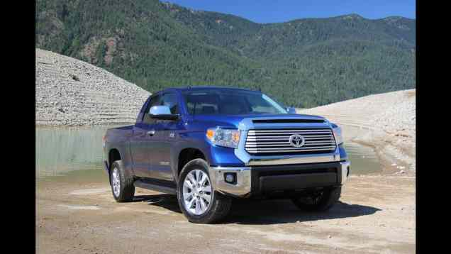 2014 Toyota Tundra Pickup Truck Review and Road Test with EnTune Infotainment