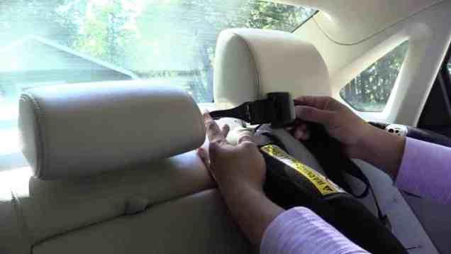 2014 Volkswagen Passat Child Seat Review